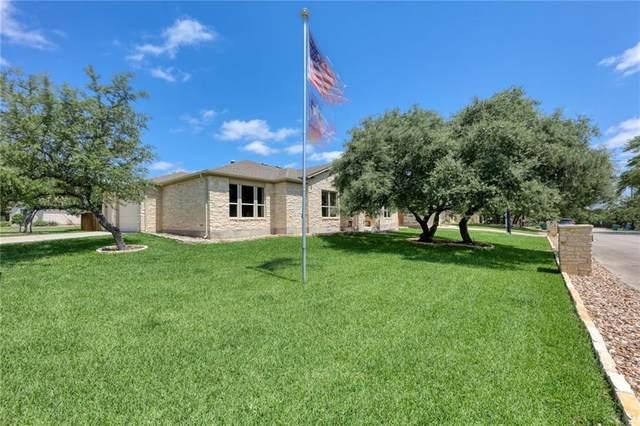21436 Lakefront Dr, Lago Vista, TX 78645 (#8533358) :: Papasan Real Estate Team @ Keller Williams Realty