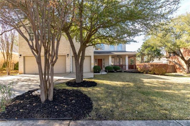 309 Ridge Run Dr, Georgetown, TX 78628 (#8566081) :: Papasan Real Estate Team @ Keller Williams Realty