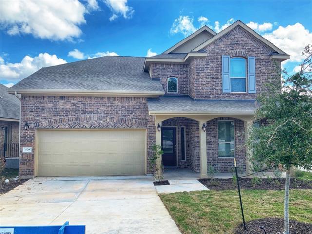 409 Pinnacle View Dr, Georgetown, TX 78628 (#8625499) :: Douglas Residential