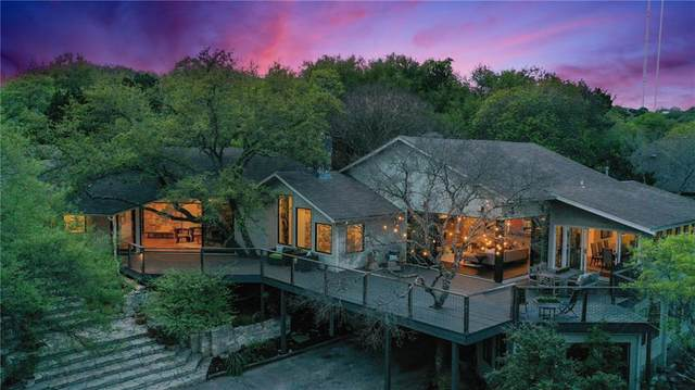 815 The High Rd, Austin, TX 78746 (#8753688) :: Papasan Real Estate Team @ Keller Williams Realty