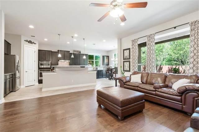 208 Montalcino Blvd, Lakeway, TX 78734 (#8779356) :: Papasan Real Estate Team @ Keller Williams Realty