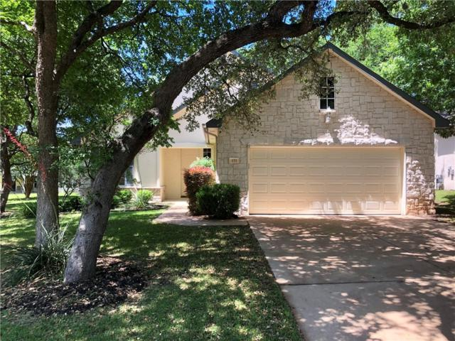 111 Nighthawk Way, Georgetown, TX 78633 (#8790161) :: The Perry Henderson Group at Berkshire Hathaway Texas Realty