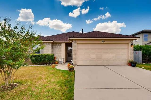 206 Cloud Rd, Hutto, TX 78634 (#8954171) :: The Perry Henderson Group at Berkshire Hathaway Texas Realty