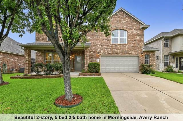 15508 Belfin Dr, Austin, TX 78717 (#9001039) :: The Perry Henderson Group at Berkshire Hathaway Texas Realty