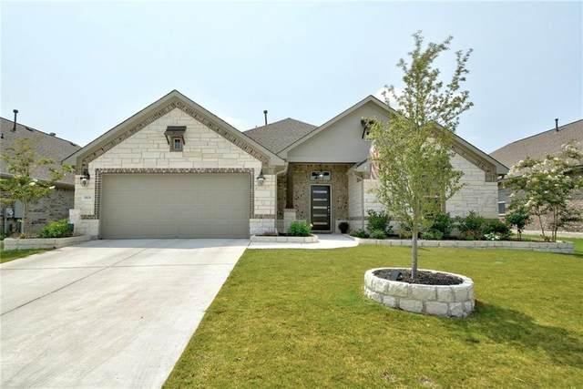 3809 Raven Caw Pass, Pflugerville, TX 78660 (#9058813) :: Papasan Real Estate Team @ Keller Williams Realty