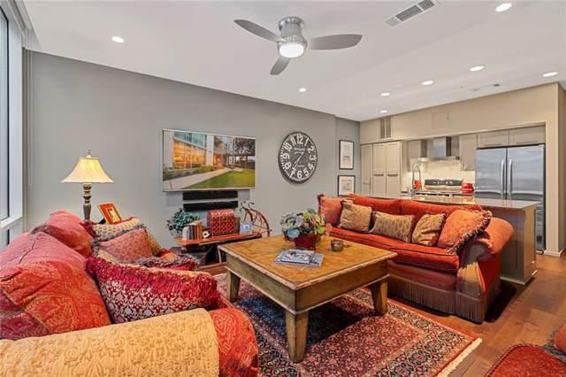 1600 Barton Springs Rd #1102, Austin, TX 78704 (#9101800) :: Douglas Residential