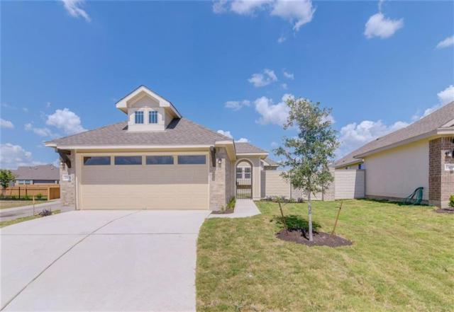 2105 Pindos Pony Way, Georgetown, TX 78626 (#9149548) :: The ZinaSells Group