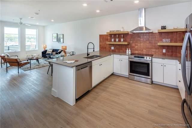 2709 E 5th St #1204, Austin, TX 78702 (#9207135) :: Zina & Co. Real Estate
