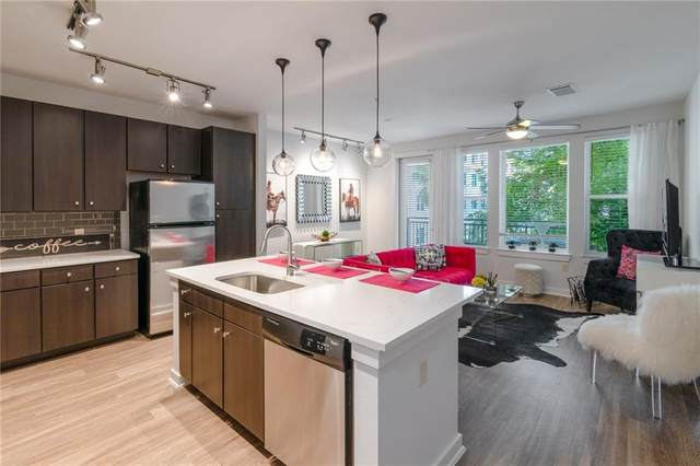 1900 Barton Springs Rd #4009, Austin, TX 78704 (#9376116) :: Lucido Global