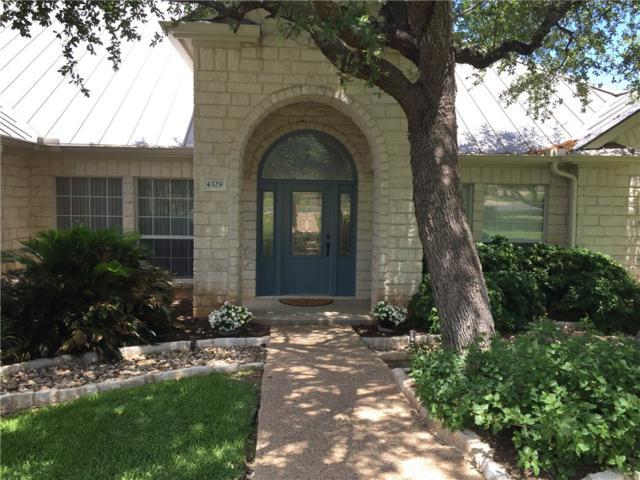 4329 Lakeway Blvd, Austin, TX 78734 (#9773934) :: The ZinaSells Group