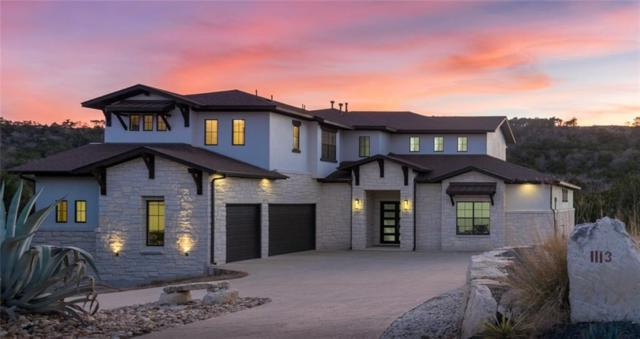 1113 Sidewinder, Leander, TX 78641 (#9801823) :: The Perry Henderson Group at Berkshire Hathaway Texas Realty