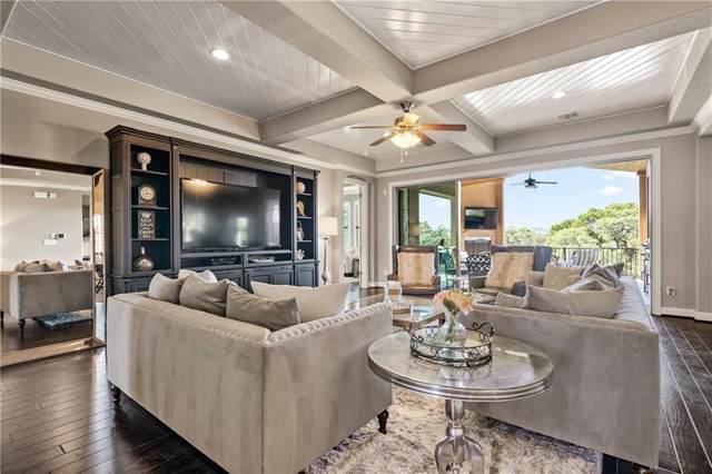208 San Siro Cv, Austin, TX 78738 (#1204434) :: Papasan Real Estate Team @ Keller Williams Realty