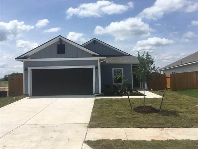 105 W Watercourse Way, Bastrop, TX 78602 (#1254283) :: Zina & Co. Real Estate