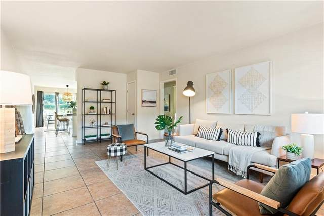 2303 East Side Dr #122, Austin, TX 78704 (#1481731) :: The Summers Group