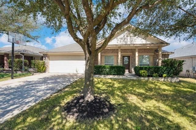 2416 Butler Way, Round Rock, TX 78665 (#1624580) :: Papasan Real Estate Team @ Keller Williams Realty