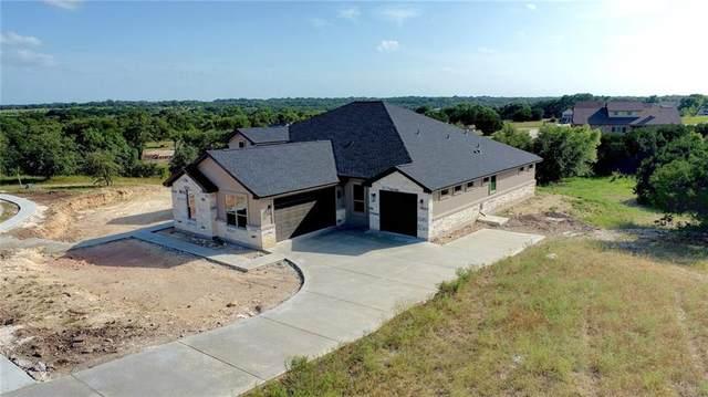 128 Quiet Oak Cv, Liberty Hill, TX 78642 (#1666511) :: Front Real Estate Co.