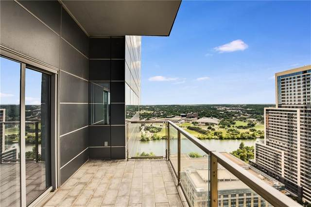 210 W Lavaca St #2504, Austin, TX 78701 (#1699178) :: Zina & Co. Real Estate