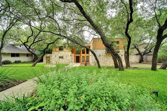 7631 Rockpoint Dr, Austin, TX 78731 (#1845028) :: Watters International