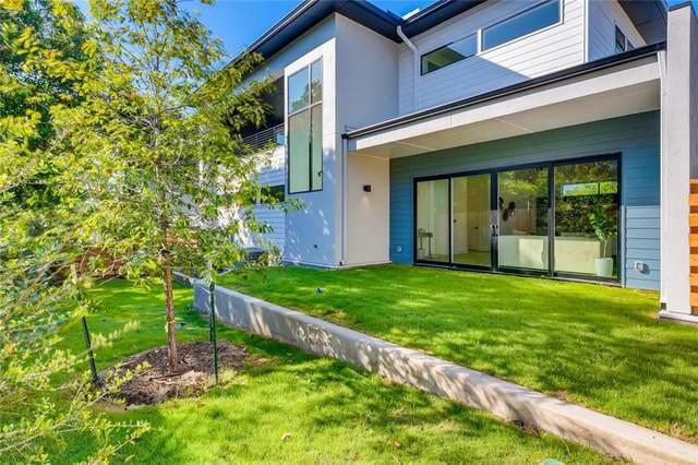 2800 Del Curto Rd #3, Austin, TX 78704 (#2111091) :: Papasan Real Estate Team @ Keller Williams Realty