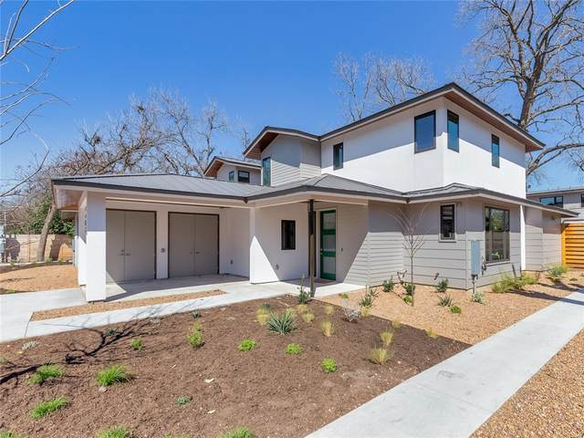 3612 Thompson St A, Austin, TX 78702 (#2400508) :: The Perry Henderson Group at Berkshire Hathaway Texas Realty