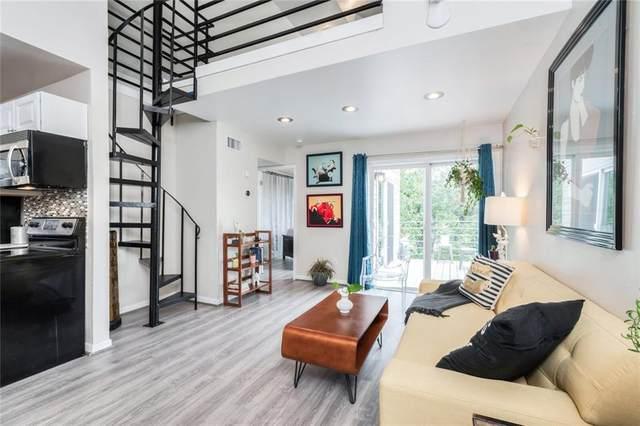 1514 Parker Ln #208, Austin, TX 78741 (#2541769) :: Zina & Co. Real Estate