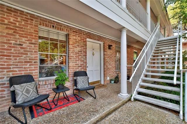1240 Barton Hills Dr #122, Austin, TX 78704 (MLS #2779451) :: Vista Real Estate