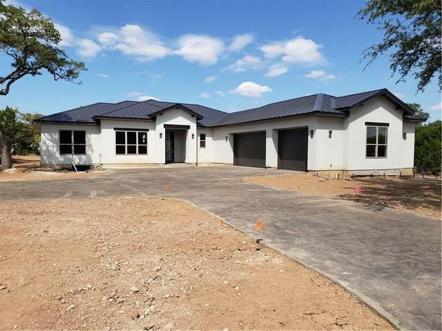 808 Bluffwater Way, Lago Vista, TX 78645 (#2818478) :: Azuri Group | All City Real Estate