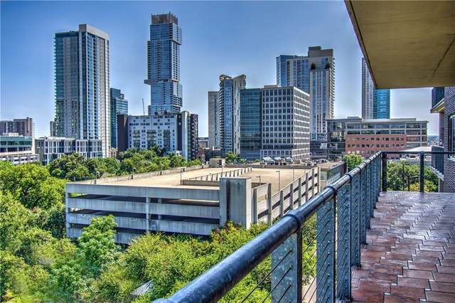 901 W 9th St #704, Austin, TX 78703 (#3125899) :: RE/MAX IDEAL REALTY