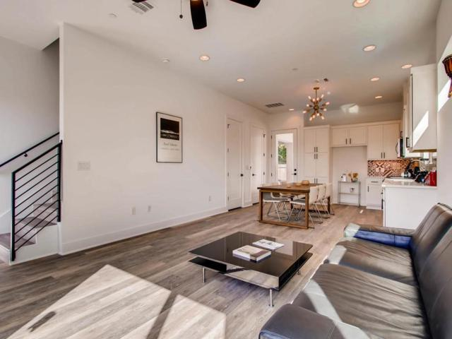 607 W Saint Johns Ave #4, Austin, TX 78752 (#3334776) :: Watters International