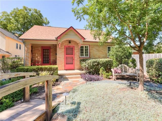 1410 Hartford Rd, Austin, TX 78703 (#4142892) :: Ben Kinney Real Estate Team