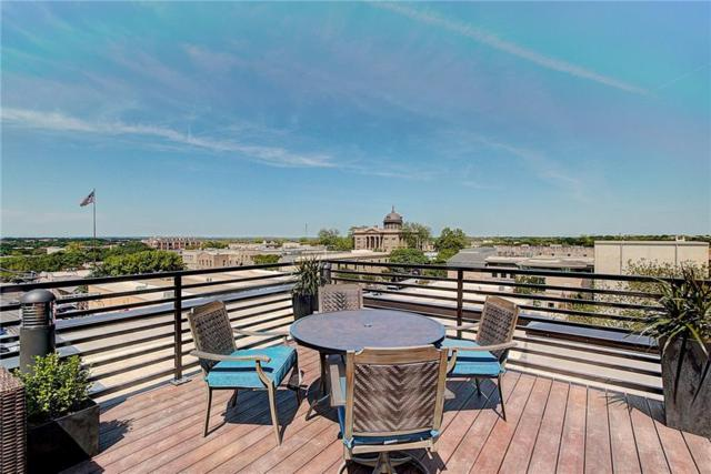 810 S Rock St #301, Georgetown, TX 78626 (#4360443) :: Watters International
