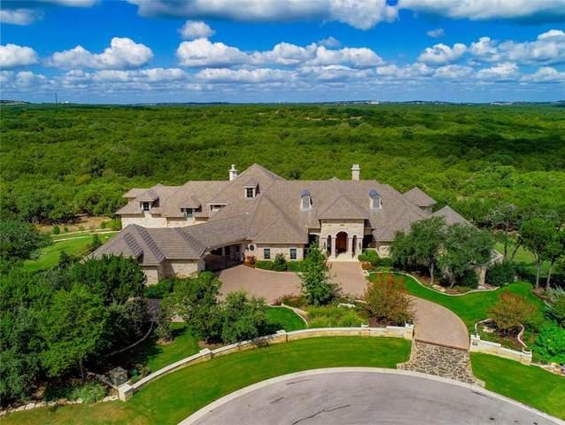 3600 Verano Dr, Austin, TX 78735 (MLS #4751773) :: Brautigan Realty