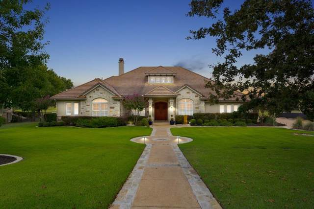 125 Dovetail Ln, Georgetown, TX 78628 (#4791500) :: The Perry Henderson Group at Berkshire Hathaway Texas Realty