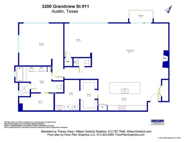 3200 Grandview St #11, Austin, TX 78705 (#4812942) :: The Gregory Group