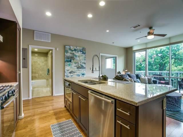 1600 Barton Springs Rd #2408, Austin, TX 78704 (#4829104) :: Realty Executives - Town & Country