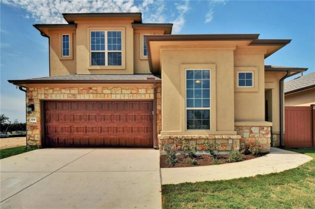 505 Clubhouse Dr, Georgetown, TX 78628 (#5811144) :: The ZinaSells Group