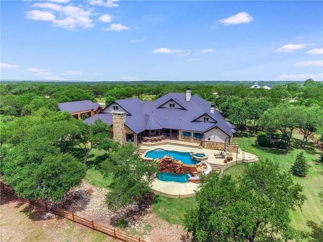 595 Toro Pass, Wimberley, TX 78676 (#6144015) :: First Texas Brokerage Company