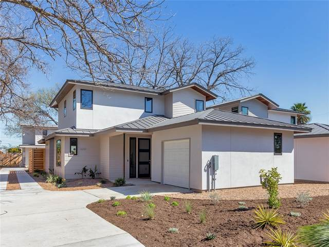 3610 Thompson St A, Austin, TX 78702 (#6330553) :: The Perry Henderson Group at Berkshire Hathaway Texas Realty