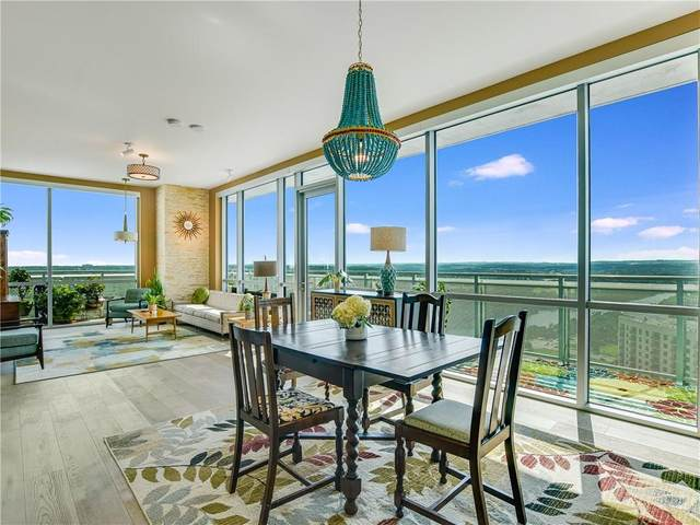 222 West Ave #2602, Austin, TX 78701 (#6543633) :: Green City Realty