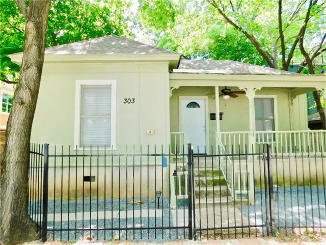 303 Navasota St, Austin, TX 78702 (#6728154) :: Zina & Co. Real Estate