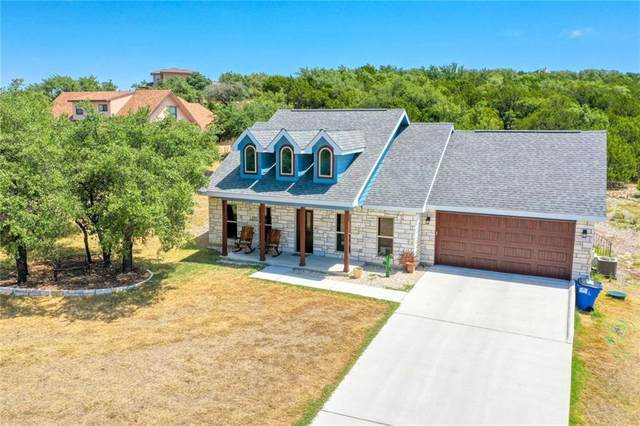 3101 American Dr, Lago Vista, TX 78645 (#6905229) :: The Heyl Group at Keller Williams