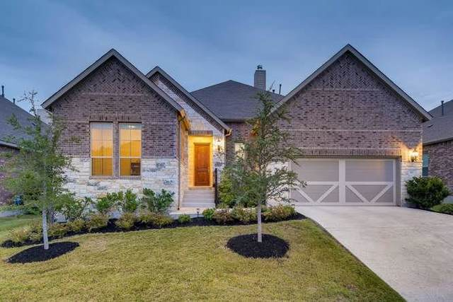 112 Lake Spring Cir, Georgetown, TX 78633 (#6972683) :: The Perry Henderson Group at Berkshire Hathaway Texas Realty