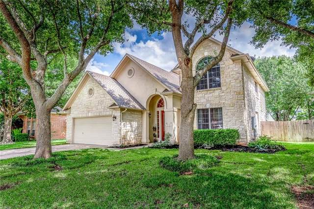 2007 Wood Glen Dr, Round Rock, TX 78681 (#7489916) :: Service First Real Estate