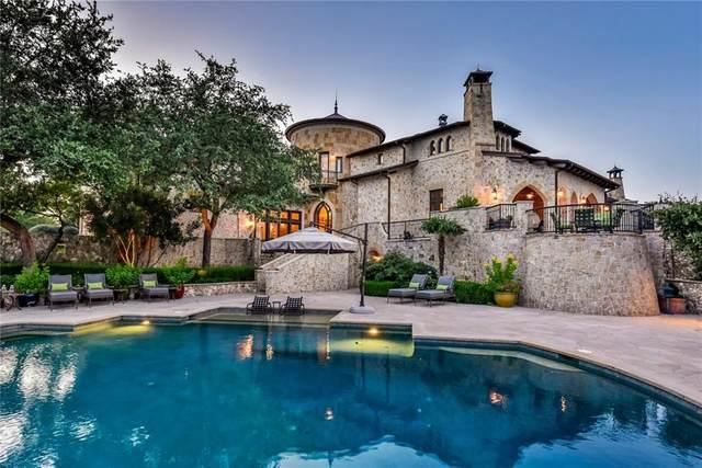 2401 Portofino Ridge Dr, Austin, TX 78735 (#7732916) :: Papasan Real Estate Team @ Keller Williams Realty