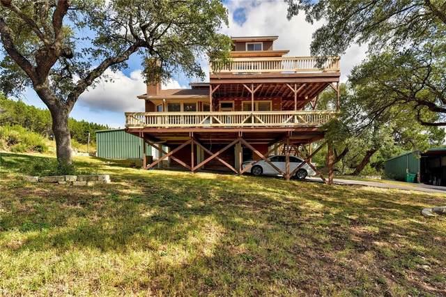 18602 W Lakeview Dr, Jonestown, TX 78645 (MLS #7785153) :: Brautigan Realty