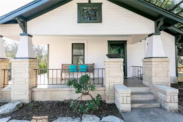 1308 Navasota St, Austin, TX 78702 (#7846839) :: Papasan Real Estate Team @ Keller Williams Realty