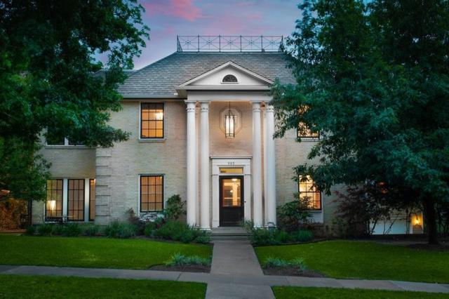 903 W 18th St N, Austin, TX 78701 (#7872442) :: Papasan Real Estate Team @ Keller Williams Realty
