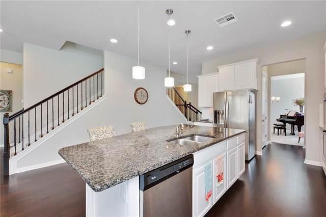 1400 Little Elm Trl #1111, Cedar Park, TX 78613 (#8033779) :: Ben Kinney Real Estate Team