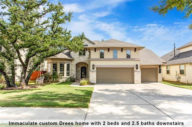 10405 Nicolet Way, Austin, TX 78717 (#8074636) :: The Perry Henderson Group at Berkshire Hathaway Texas Realty