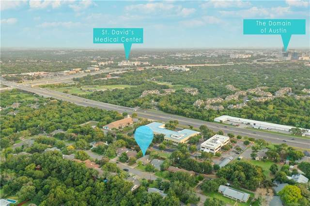 3603 Palomar Ln, Austin, TX 78727 (#8409578) :: Papasan Real Estate Team @ Keller Williams Realty